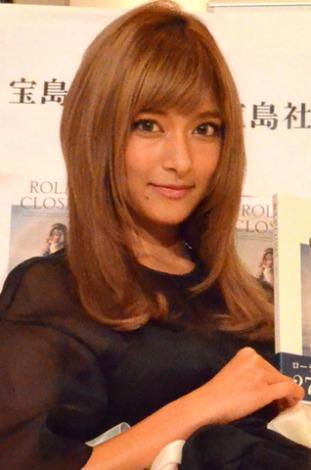 サムネイル 書籍『ROLA'S CLOSET』発売記念イベントに登壇したローラ (C)oricon ME inc.