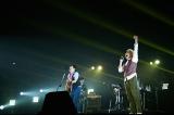 桜井和寿&GAKU-MCのウカスカジーら『MIFA CUP 2014』ライブの模様がUULAで独占配信