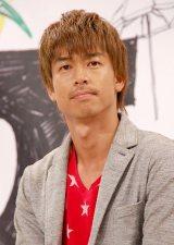 ドラマ『GTO』制作発表会に出席したEXILE・AKIRA (C)ORICON NewS inc.
