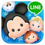 アナとエルサとオラフもアイコンに!『ディズニー ツムツム』 (c)Disney