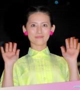 映画『マレフィセント』女性限定完成披露試写会に出席した福田彩乃 (C)ORICON NewS inc.