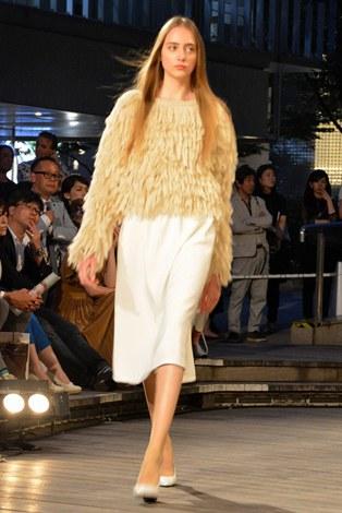 サムネイル 新ブランド「KOE(コエ)」がファッションショーを開催 (C)oricon ME inc.