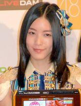 第一興商『SKE48 7期生メンバーオーディション』発表会に出席した松井珠理奈 (C)ORICON NewS inc.