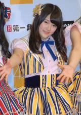 第一興商『SKE48 7期生メンバーオーディション』発表会に出席した木本花音