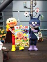 公開中の映画『それいけ!アンパンマン りんごぼうやと みんなの願い』が歴代最高のスタート! アンパンマンとバイキンマンも大喜びです!