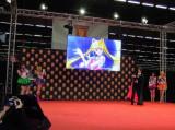 仏パリで開催された『JAPAN EXPO2014』=「月にかわっておしおきよ!」客席から自然と声が上がるホットな反応に『美少女戦士セーラームーン』のミュージカルキャストも大感激