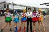 仏パリで開催された『JAPAN EXPO2014』に『美少女戦士セーラームーン』のミュージカルキャストが登場