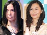 離婚を発表した(左から)辻仁成、中山美穂 (C)ORICON NewS inc.