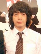 初舞台『母に欲す』への意気込みを語った銀杏BOYZ・峯田和伸 (C)ORICON NewS inc.