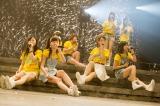 NMB48初の全国ツアーは山本彩、柏木由紀擁するチームNからスタート(9日=東京・NHKホール)(C)NMB48