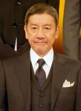 2015年NHK大河ドラマ『花燃ゆ』に出演する奥田瑛二 (C)ORICON NewS inc.