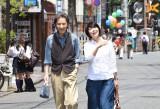 7月13日スタート、TBS系ドラマ『おやじの背中』注目の第1話は岡田惠和脚本で、田村正和(左)、松たか子(右)が親子を演じる(C)TBS