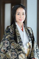 フリーアナウンサーの内田恭子が『軍師官兵衛』で大河ドラマ初出演。信長の妹・お市の方を演じる(C)NHK
