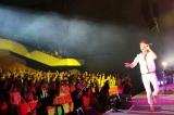 『HAI-SAI GLOCAL TOUR 2014』東京公演で2000人を熱狂させたHY(撮影:駒井夕香)