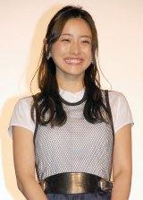 映画『幕末高校生』完成披露上映会に出席した石原さとみ (C)ORICON NewS inc.