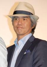 映画『幕末高校生』完成披露上映会に出席した佐藤浩市 (C)ORICON NewS inc.