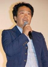 映画『幕末高校生』完成披露上映会に出席した李闘士男監督 (C)ORICON NewS inc.