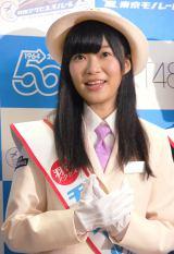 """""""滝行""""作戦進行中のHKT48・指原莉乃 (C)ORICON NewS inc."""