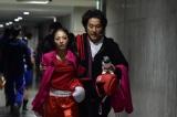 子どもに夢を託し、ボクシングを通して真正面から向き合う父と娘を役所広司と満島ひかりが熱演。TBS系『おやじの背中』第2話「ウエディング・マッチ」(7月20日放送)(C)TBS