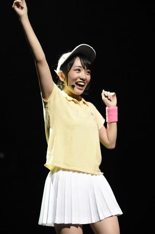 AKB48全国ツアー和歌山公演(チーム4)より向井地美音(C)AKS
