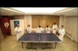 8月20放送『6人の村人!全員集合』卓球で大騒ぎ!(C)TBS