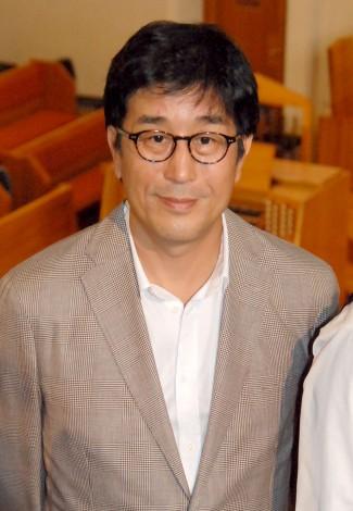帝国劇場10月公演『ユーミン×帝劇第2弾Yuming Songs…「あなたがいたから私がいた」』製作発表会に出席した松任谷正隆 (C)ORICON NewS inc.