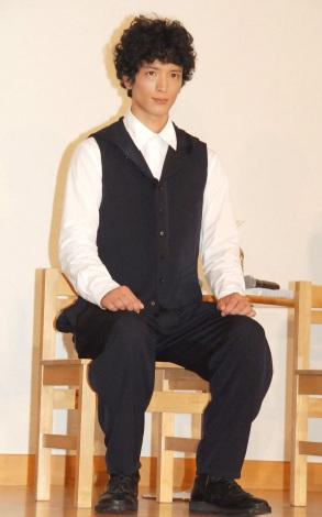 帝国劇場10月公演『ユーミン×帝劇第2弾Yuming Songs…「あなたがいたから私がいた」』製作発表会に出席した渡部豪太 (C)ORICON NewS inc.