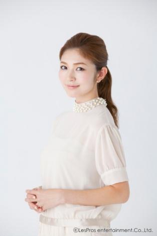 サムネイル 第1子を出産した宇井愛美 (C)LesPros Entertainment Co., Ltd.