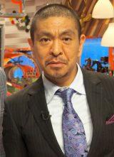 フジテレビ系『27時間テレビ』内の「27時間ナショー」でSMAPと共演した松本人志 (C)ORICON NewS inc.