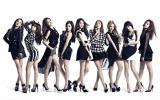 韓国の9人組ガールズグループ・少女時代
