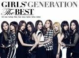 少女時代初のベスト盤『THE BEST』がアルバム3作目の首位獲得