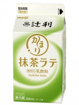 「辻利 かほり抹茶ラテ(500ml)」
