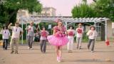 総選挙11位のHKT48兼AKB48宮脇咲良(AKB48の37th「心のプラカード」MVより)