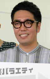 """""""義弟""""森山直太朗の話題で笑いを誘った小木博明 (C)ORICON NewS inc."""