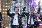 2010年度『M-1グランプリ』は笑い飯が決勝進出9回目にして悲願の王座に輝いた(C)ABC