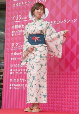 4dd1dedd060 画像・写真 | 最新トレンド浴衣が集結 渋谷ゆかたコレクション |最新 ...