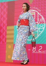 53fca81063a ... 最新トレンド浴衣が集結した「渋谷ゆかたコレクション」/東急百貨店渋谷本店
