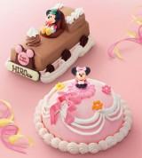 『'ミッキー' Choo‐Chooトレイン』『ドレスアップ'ミニーちゃん'』各3000円〜 (c)Disney