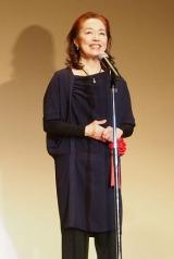 『2014年エランドール賞』を受賞したあまちゃん組のお祝いに駆けつけた宮本信子 (C)ORICON NewS inc.