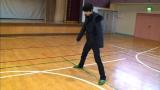 避難した時の状況を語る羽生選手 (C)日本テレビ
