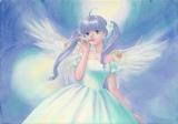 『魔法の天使クリィミーマミ DVD COLLECTIONBOX』BOX2 カバーイラスト(2001年)(C)ぴえろ
