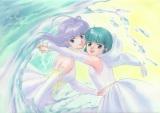 『魔法の天使クリィミーマミ』壁紙用(1999年)(C)ぴえろ