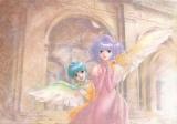 『魔法の天使クリィミーマミ フェザースターBOX2』ジャケット(1998年)(C)ぴえろ