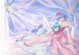 『魔法の天使クリィミーマミ フェザースターBOX1』ジャケット(1997年)(C)ぴえろ