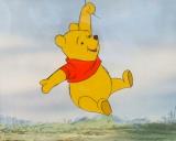 映画『プーさんとはちみつ』(1966年)の貴重なオリジナルセル画/1966年 ウォルト・ディズニー・アーカイブス所蔵(C)Disney