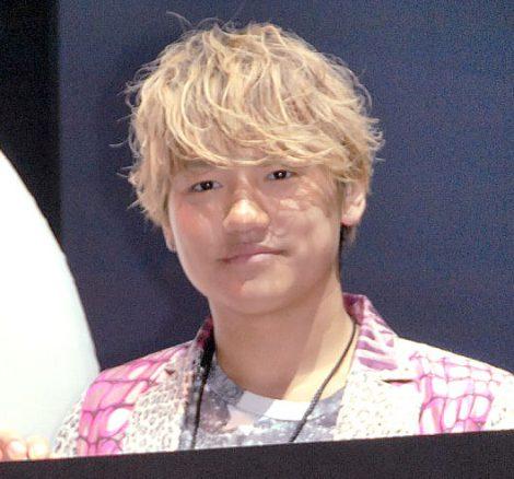 東京ジョイポリス新ステージプログラム発表会に出席したGENERATIONS・小森隼 (C)ORICON NewS inc.