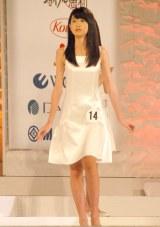 『全日本国民的美少女コンテスト』グランプリは滋賀県出身の中学1年生・高橋ひかるさん(12) (C)ORICON NewS inc.