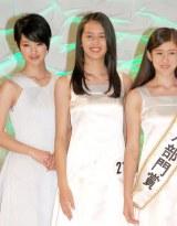 ハワイ出身の高校2年生・菊川リサさん(16)=『全日本国民的美少女コンテスト』 (C)ORICON NewS inc.