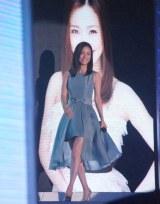 『全日本国民的美少女コンテスト』でトークショーを行った上戸彩 (C)ORICON NewS inc.