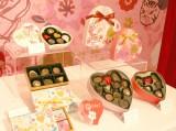 ゴディバが発表した2014年バレンタイン限定『メサージュショコラ コレクション』 (C)oricon ME inc.